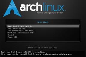Arch Linux Kurulumu Resimli Anlatım